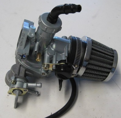 Carburettor and custom air pod - BRAND NEW!
