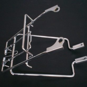 FRONT RACK CHROME