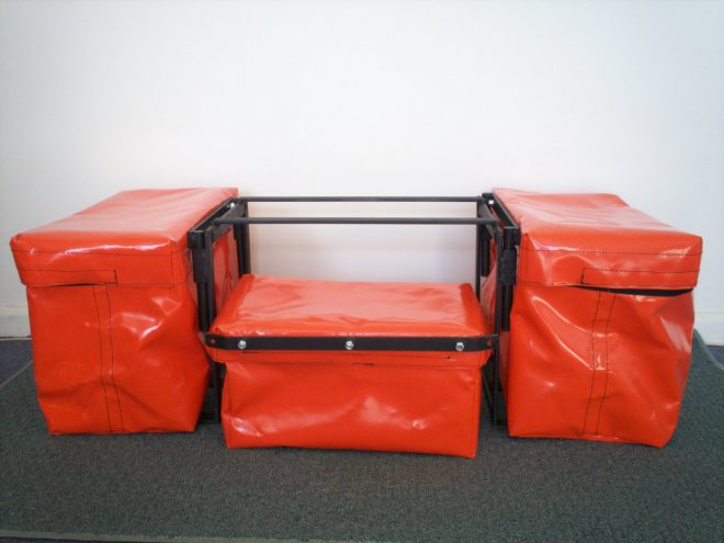 Bags Assembly - Front & Rear