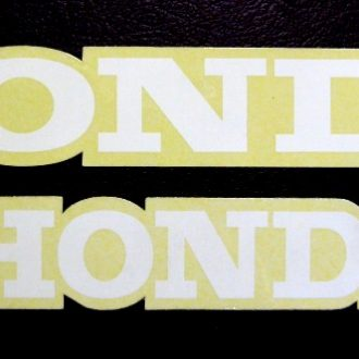 Honda Sticker - Small