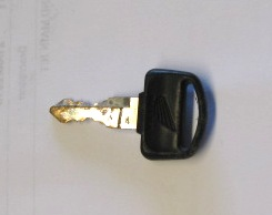 Ignition Keys - second hand
