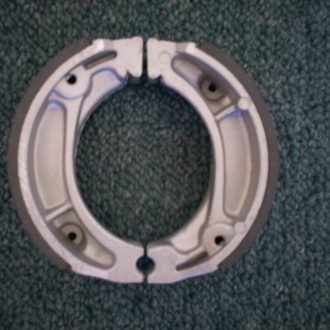 Brake shoe set STD (front) also fits...