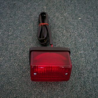 Tail light assembly fits CT110X model Postie bike 1999 onward