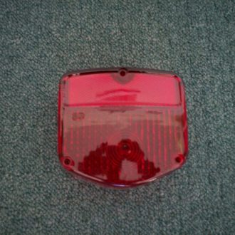Lens - Tail light - fits early model Posties up to early 1991