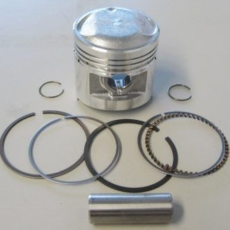 Piston & rings kit 1mm oversize