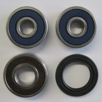 Bearing Kit complete - Rear wheel - Early model