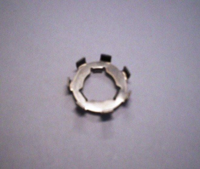Clutch centre lock washer - Genuine part