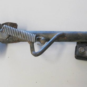 Side Stand - Right Side Assembly with Mounting Bracket & Spring - Early/Ag style