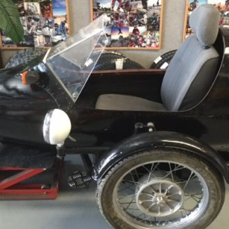 Sidecar - suit large motorcycle