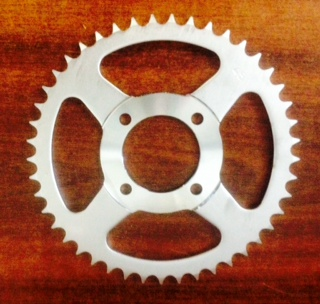 Sprocket - 45 tooth rear only 86 - 1999