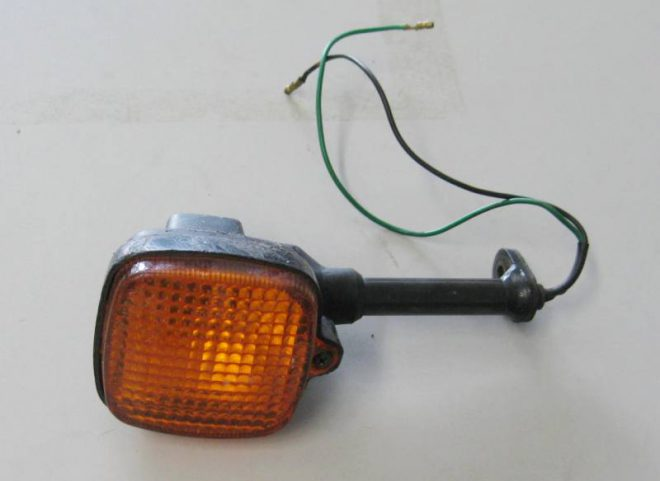 Indicator Body & Lens with Metal Stem
